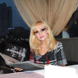 Ирина Вострикова