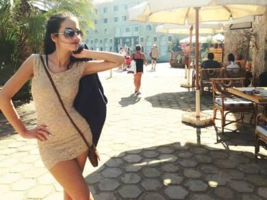 Катя Мирецкая в Турции