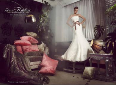 Весільі сукні Дарья Карлози