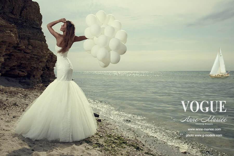 Весільі сукні Anne Marie