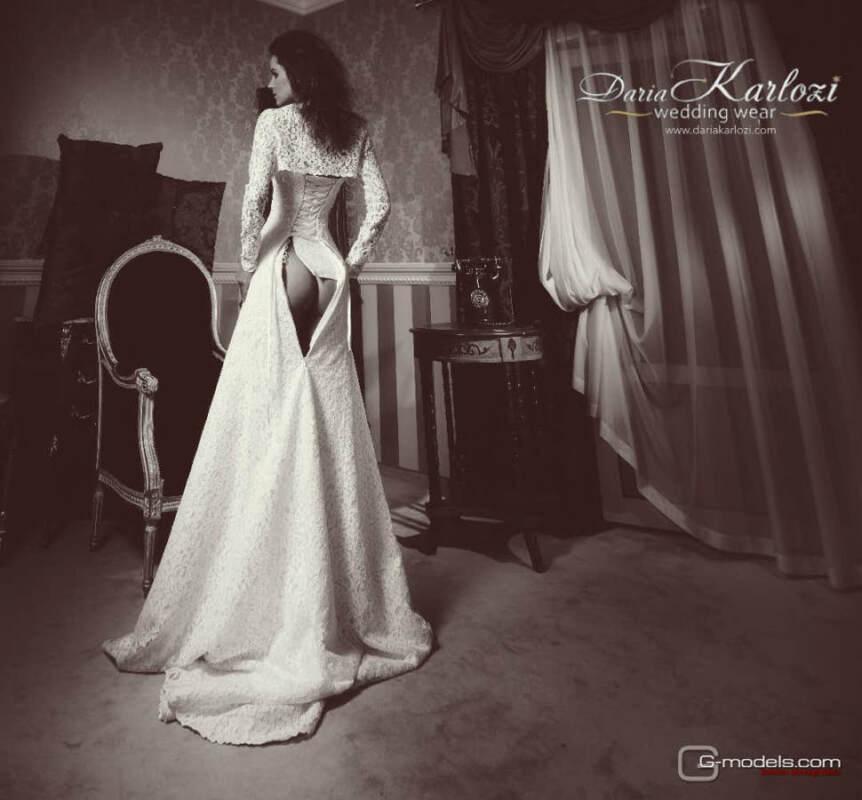 Свадебные платья Slanovskiy