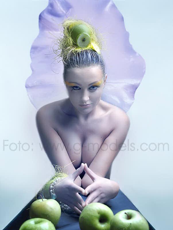 Группа ВИАГРА - Ева Бушмина. Фотосессия G-Models