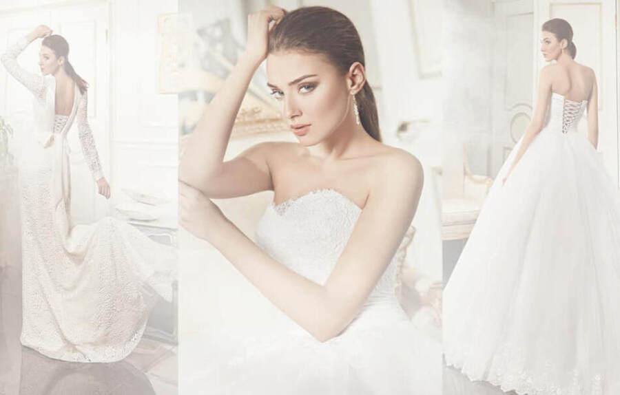Свадебные платья Анна Споса