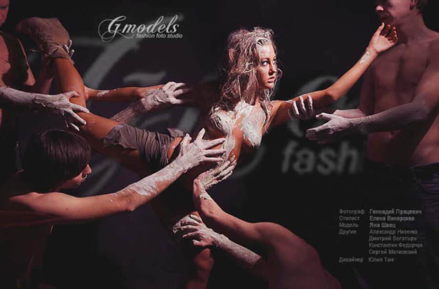 ВИАГРА. Солистка Ева Бушмина. Фото студии G-Models Хмельницкий