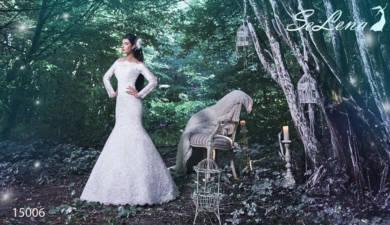 Катя Мирецкая свадебные платья SeLena
