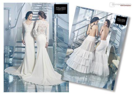 Свадебные платья ПОЛЛАРДИ